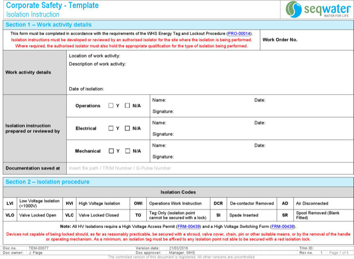 instruction template word hitecauto - instruction template
