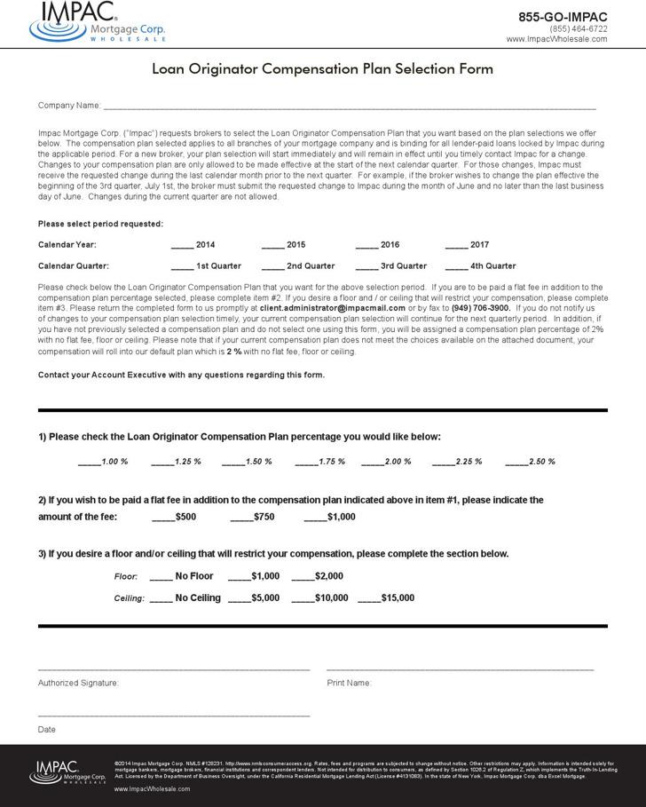 8+ Compensation Plan Templates Free Download