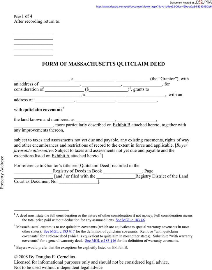 ... Quick Deed Form Lovinglyy   Sample Warranty Deed Form ...