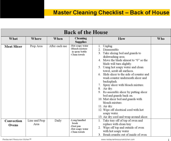 7+ Master Schedule Templates Free Download