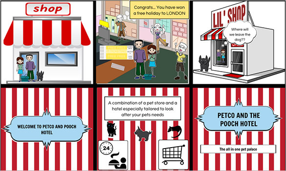 Storyboard Sample How To Prepare A Storyboard X--X Us 2017 15 - sample video storyboard template
