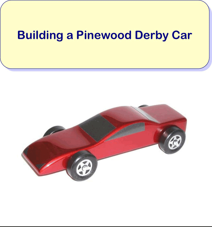Pinewood Derby Car Templates Download Free  Premium Templates - free pinewood derby car templates download