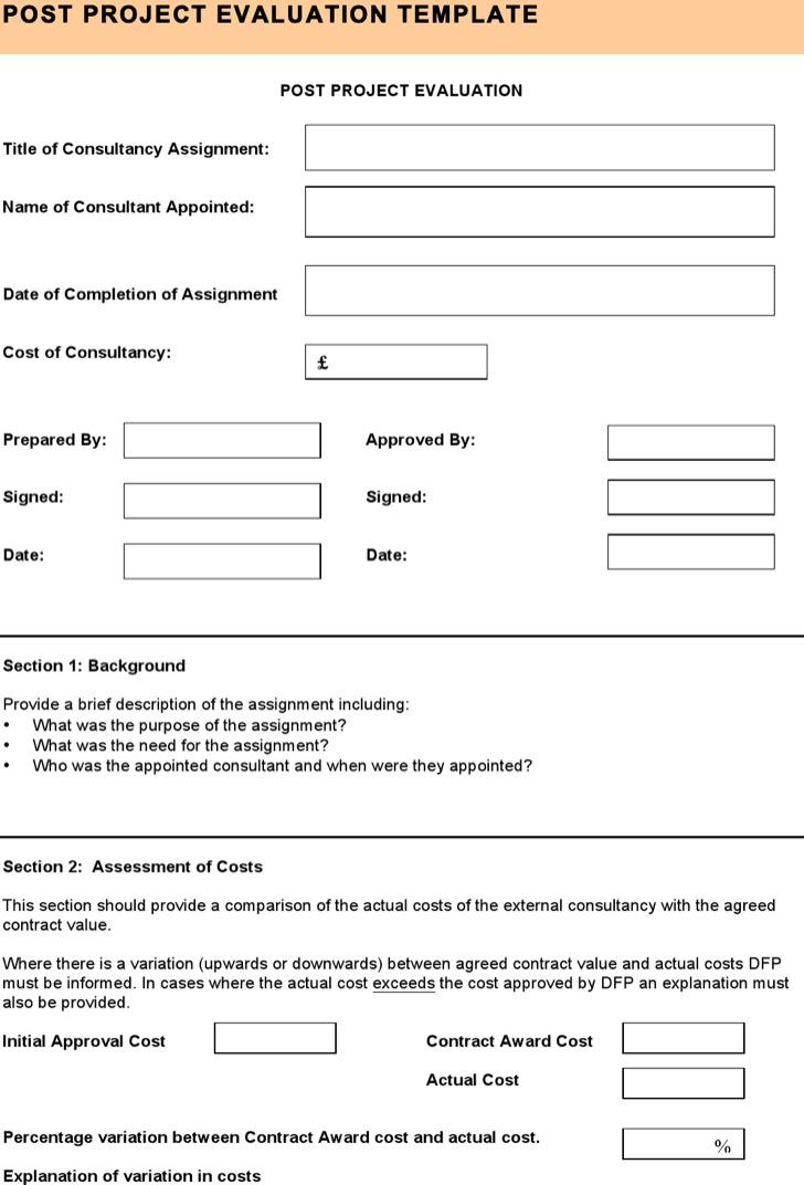 project evaluation template 5 evaluation essay templates evaluation proposal sample