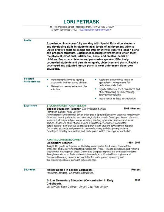 professor resume template free adjunct professor resume example
