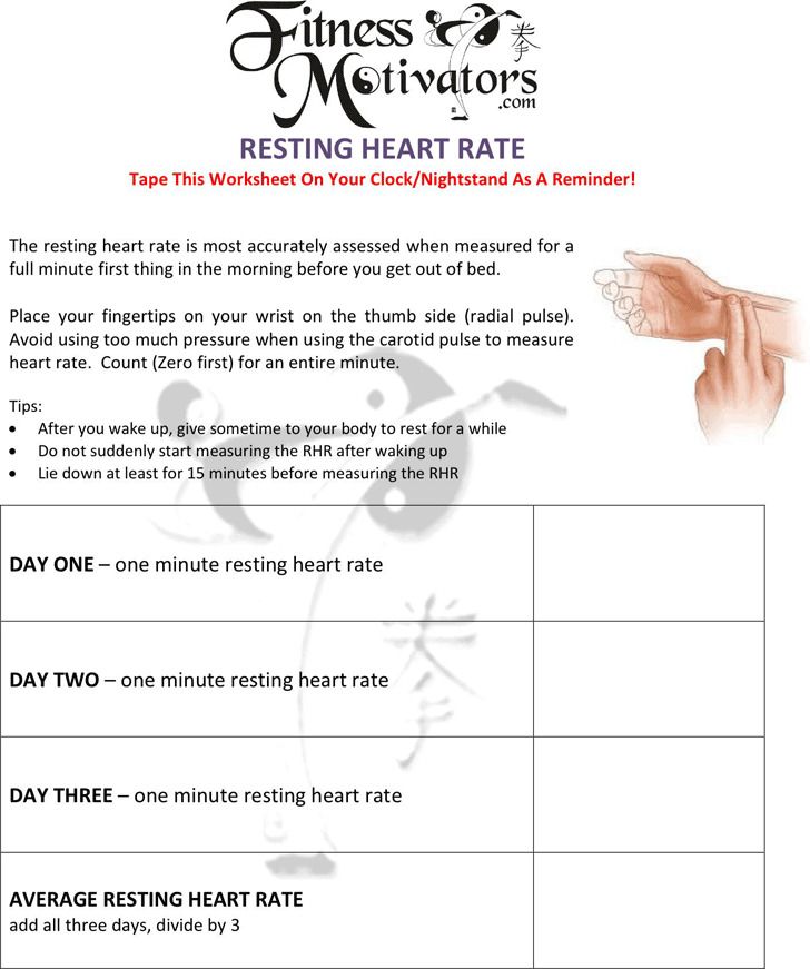 heart rate chart template node2001-cvresumepaasprovider - Heart Rate Chart Template