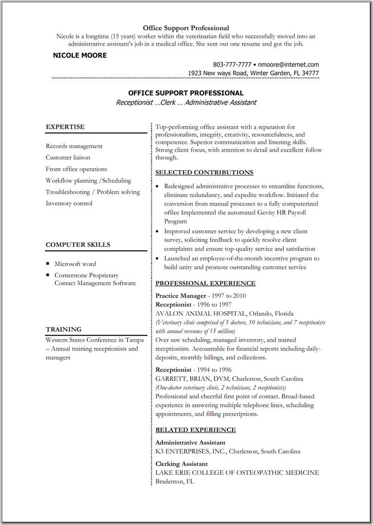 High School Resume Template Doc Best Resumes Curiculum Vitae And