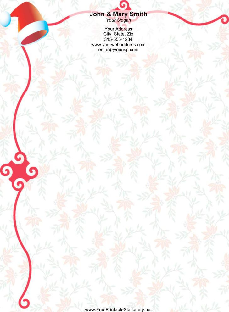 Christmas stationery templates eliolera christmas stationery templates word eliolera pronofoot35fo Gallery