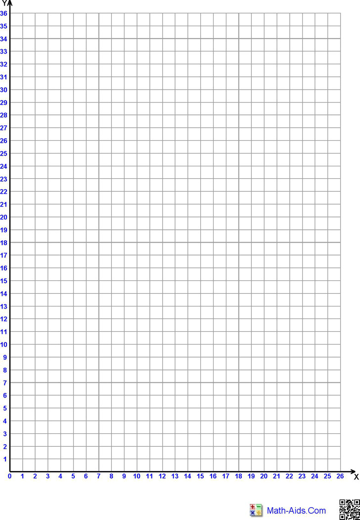 Graph Paper With Axis Download Free  Premium Templates, Forms - graph paper with axis