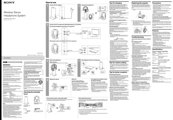 Operation Manual Sample Download Free \ Premium Templates, Forms - operation manual