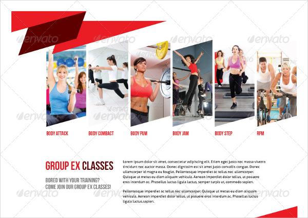 Mark Slotemaker Creative  Sports Lab BrochureSports Brochure - sports brochure