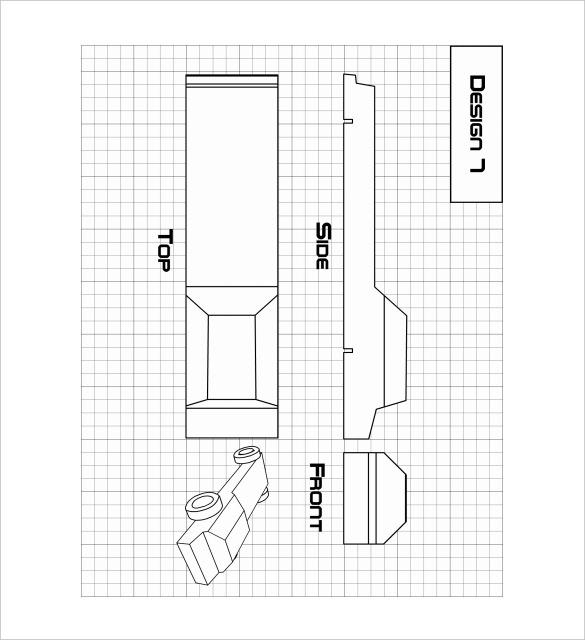 Cool Pinewood Derby Templates Download Free  Premium Templates - free pinewood derby car templates download
