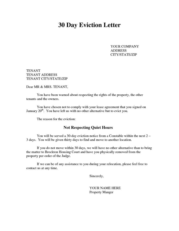 Day Eviction Notice Printable Sample Tenant Day Notice To Vacate - how to write a eviction notice for tenants