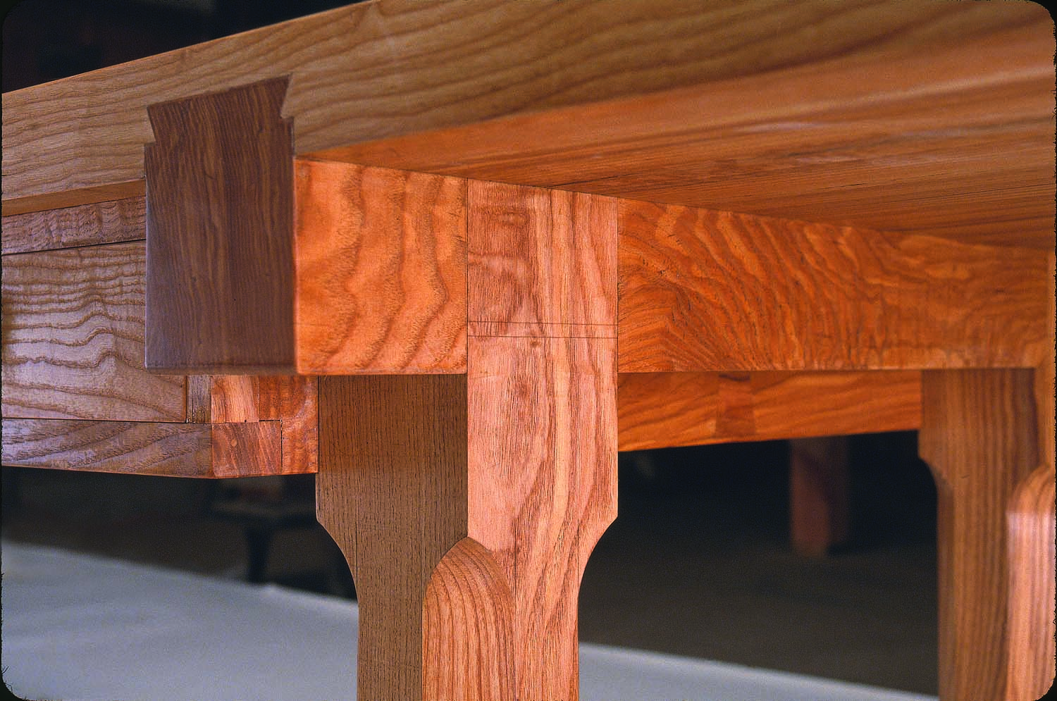 Magobei S Dining Table Part 1 Popular Woodworking Magazine