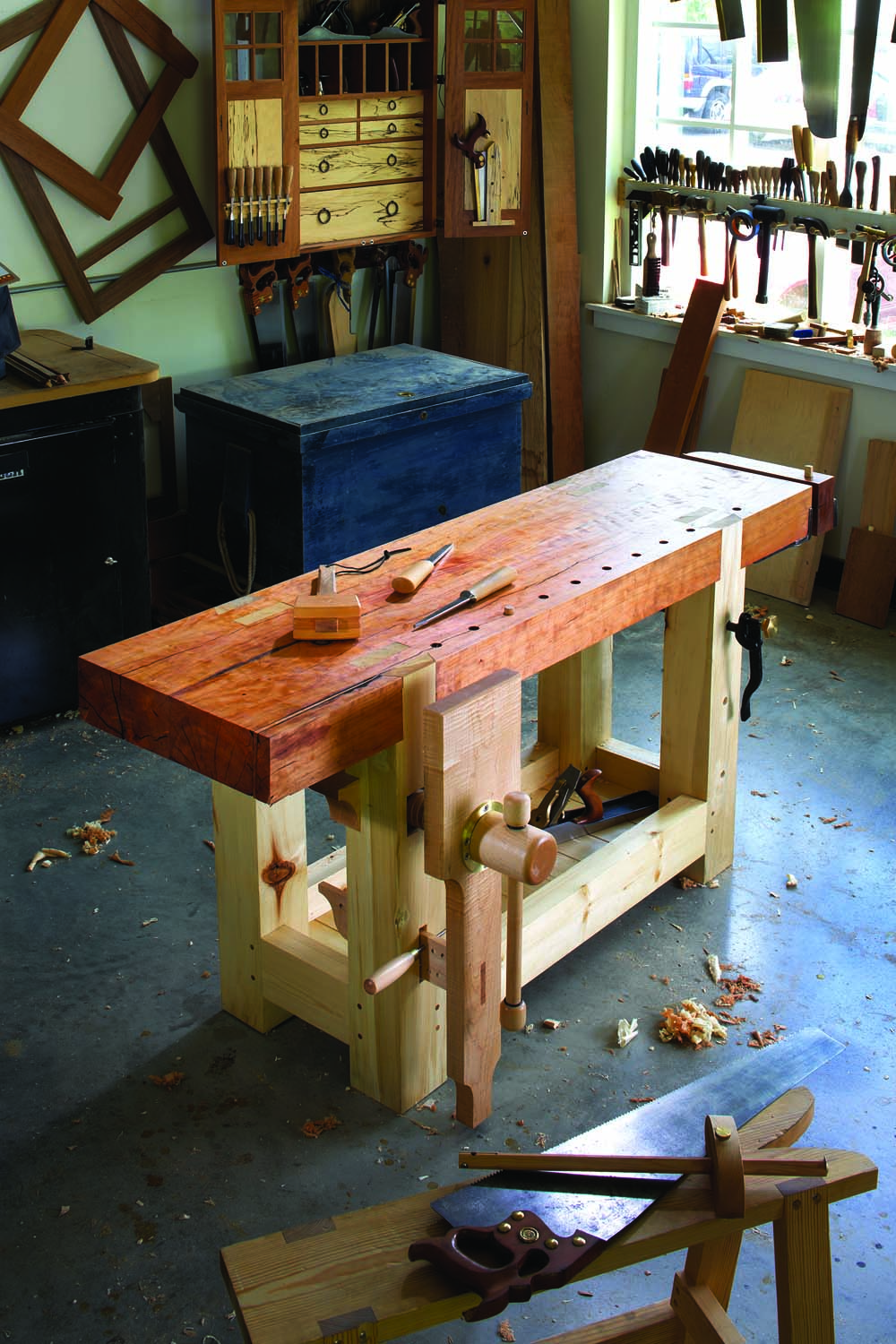 The Return Of Roubo Popular Woodworking Magazine