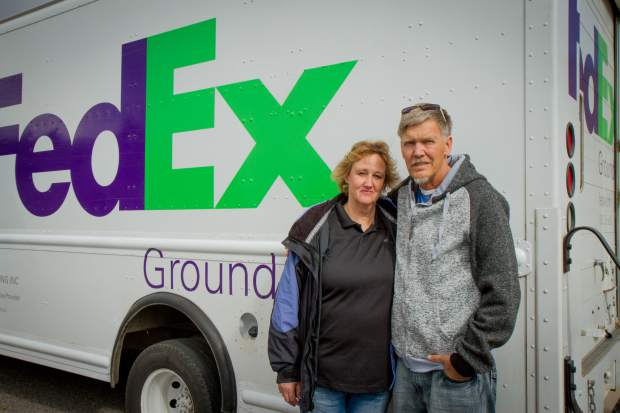 Silt couple sells business after FedEx Ground changes policies