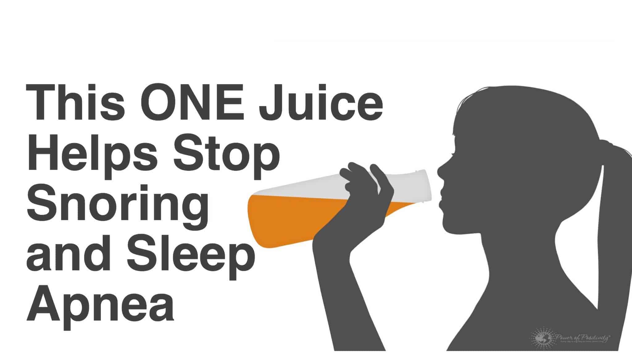 Best Anti Snoring Device 2016 How To Stop Snoring And Sleep Apnea With One Simple Juice
