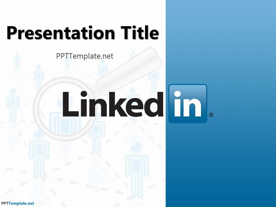 Free LinkedIn PPT Template