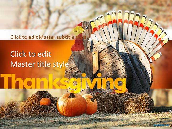 Download Free Thanksgiving PowerPoint Templates - thanksgiving powerpoint templates