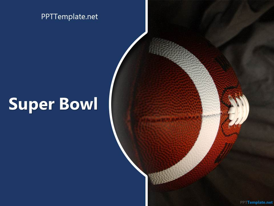 Free NFL PPT Template - basketball powerpoint template