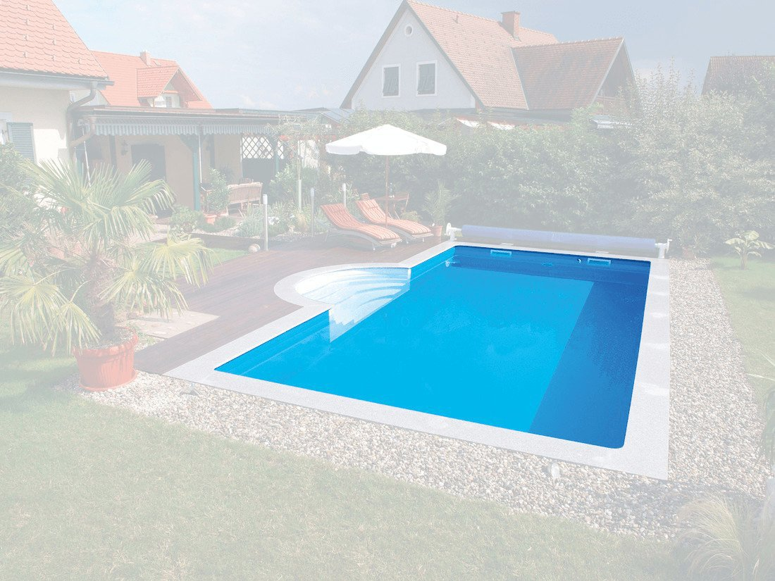 Einbau Pool Komplettset Günstig Intex Pools Ökopool Highlight Set 3 800 X 400 X 150cm