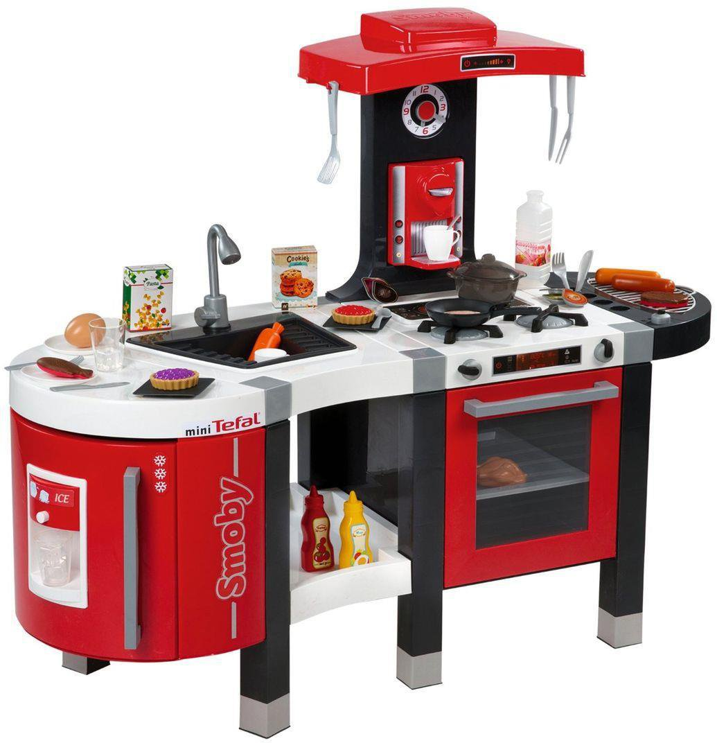 Smoby Tefal Excellence French Touch Küche Günstig Kaufen
