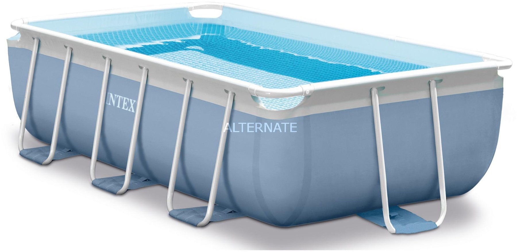 Pool Sandfilteranlage Abstand Intex Pools Prism Frame 488 X 244 X 107 Cm 28318fr