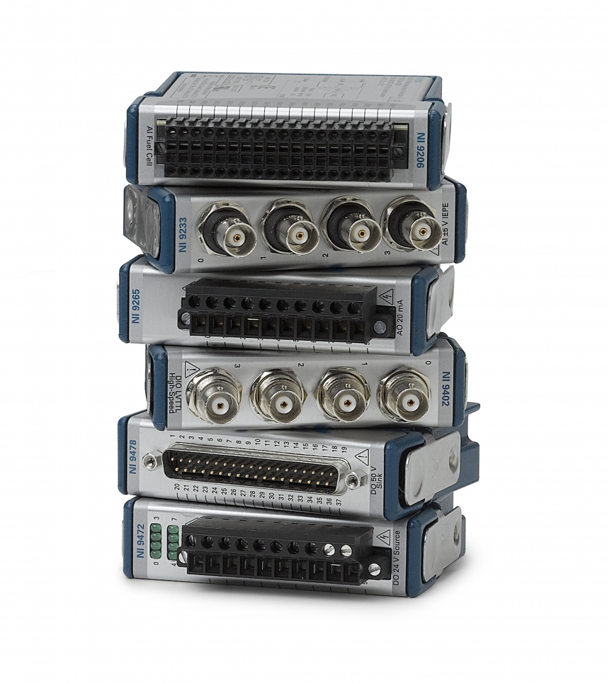 Compactrio System On Module Six New C Series Modules Offer New Capabilities Connector