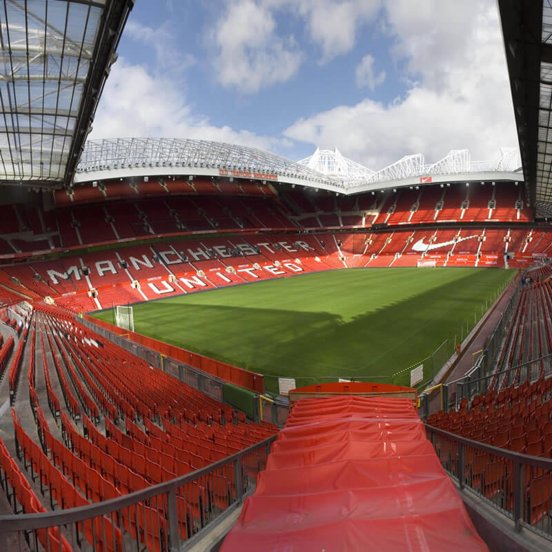 Wallpaper Man Utd Hd Tour Of Manchester United S Old Trafford Stadium For Two