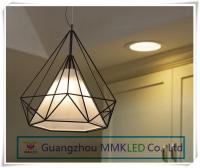 Decorative Diamond shape Pendant Lamp design Drawing room ...