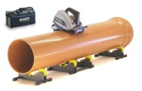 PVC & Plastic Pipe Cutter - Exact PipeCut P400 - Exact ...