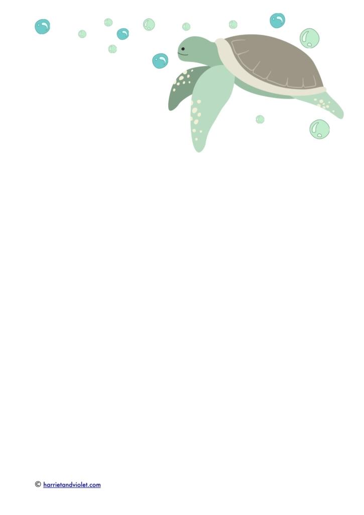 Fish + Rainbow Fish - Page 1 - Free Teaching Resources - Print Play