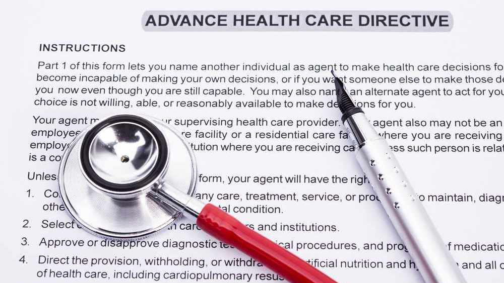 Mayo Clinic Q and A Advance-Care Planning Is More Than Just Filling