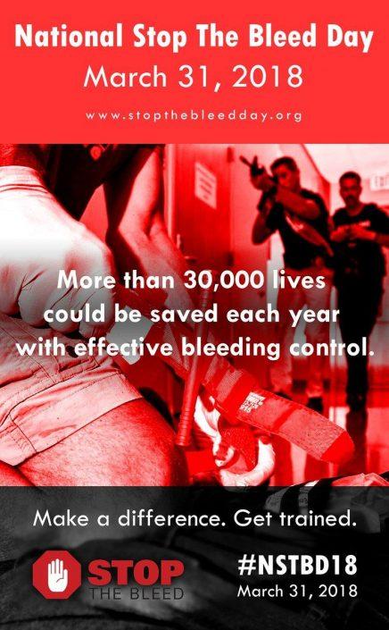National Stop The Bleed Day - Insights