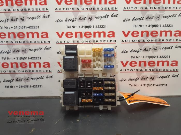 Used Ford S-Max (GBW) 20 TDCi 16V 140 Fuse box - BS7T14K131