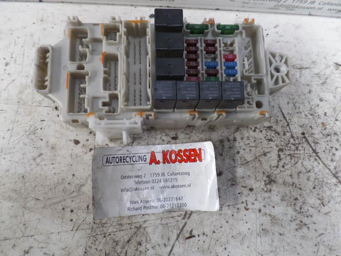 Used Mitsubishi Grandis (NA) 20 DI-D 16V Fuse box - 509220121