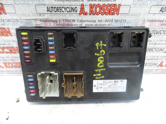 Used Ford Transit 24 TDCi 16V Fuse box - 8C1T14A073BG