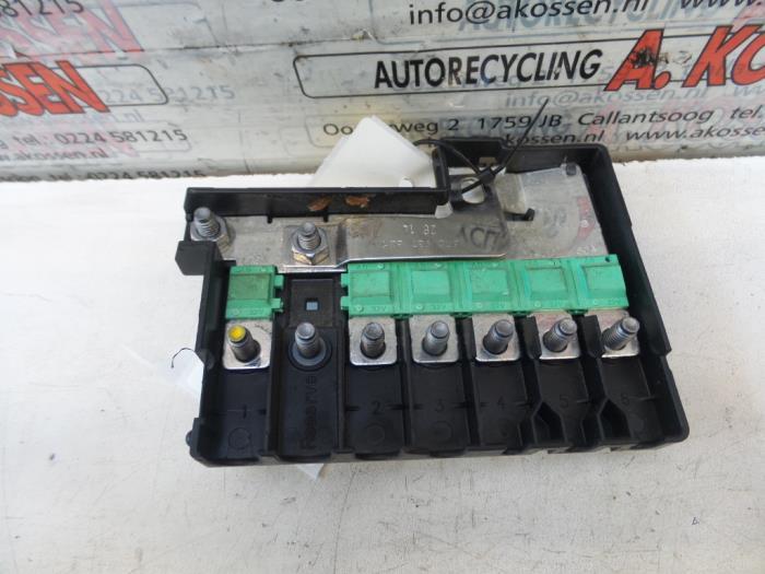 Used Skoda Rapid Fuse box - 6R0937550A - Autorecycling N Kossen bv