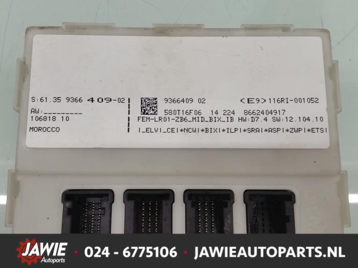 Used BMW 3 serie (F30/F80) 328i 20 16V Fuse box - 116RI001052