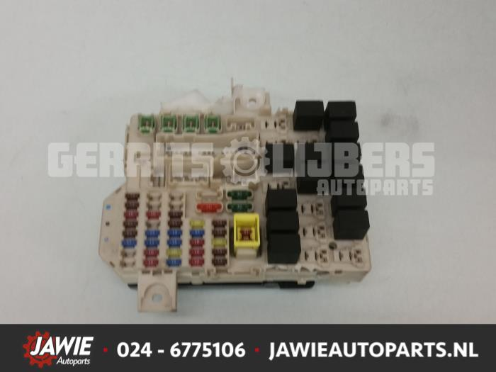 Used Mitsubishi Colt Fuse box - 8637A170 - Jawie autoparts