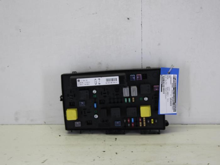 Used Opel Astra H (L48) 16 16V Twinport Fuse box - 5DK00866829