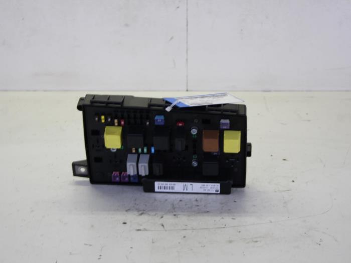 astra 55 fuse box