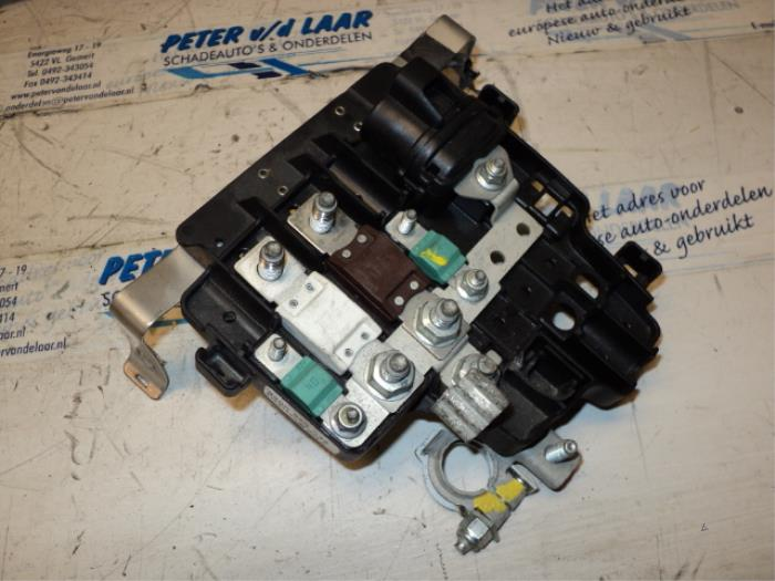 Used Renault Trafic New (JL) 20 dCi 16V 90 Fuse box - 8200520034