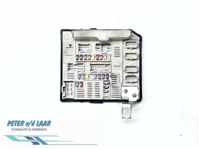 Renault Scenic Fuse Box Open - Wiring Diagram Database