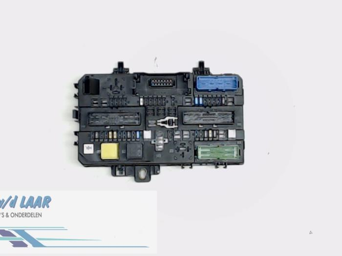 Used Opel Astra H (L48) 14 16V Twinport Fuse box - 13206762 - PETER