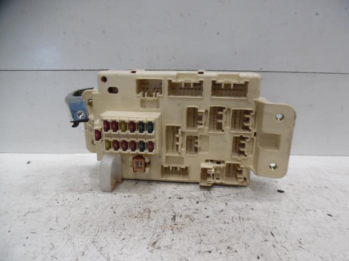 Used Toyota RAV4 (A1) 20i,SR 16V 4x4 Fuse box - VERHOEF CARS