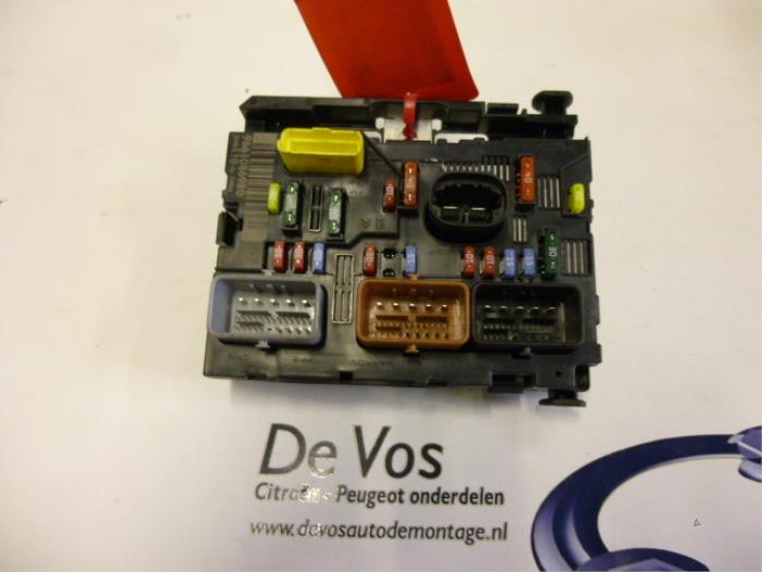 Peugeot Fuse Box 207 Wiring Diagram