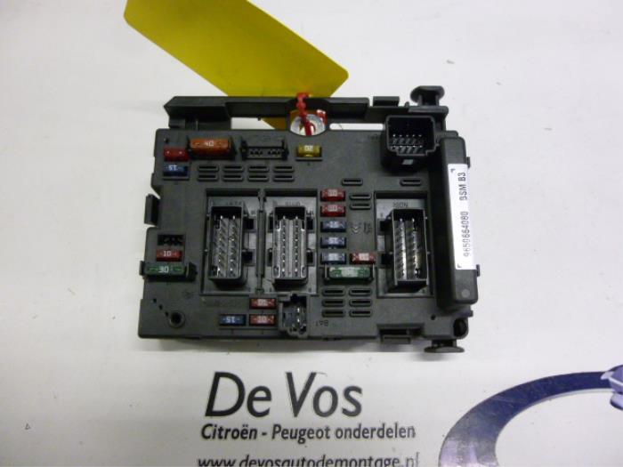 Peugeot 206 Fuse Box Ebay Wiring Schematic Diagram