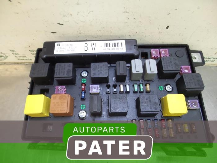 Astra H Fuse Box Download Wiring Diagram