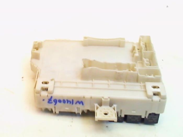 Used Mitsubishi Colt (Z2/Z3) 15 16V CZ3 Fuse box - MN108319