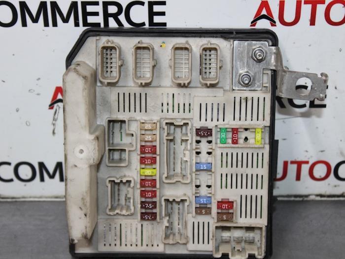 Fuse Box On A Renault Megane Wiring Diagram